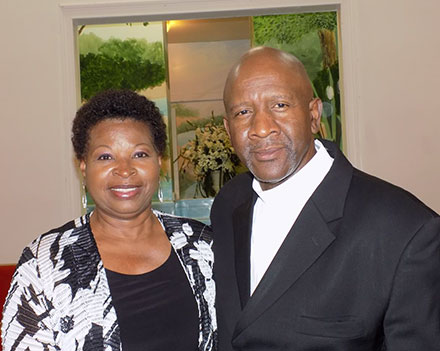 rev thomas first lady 1